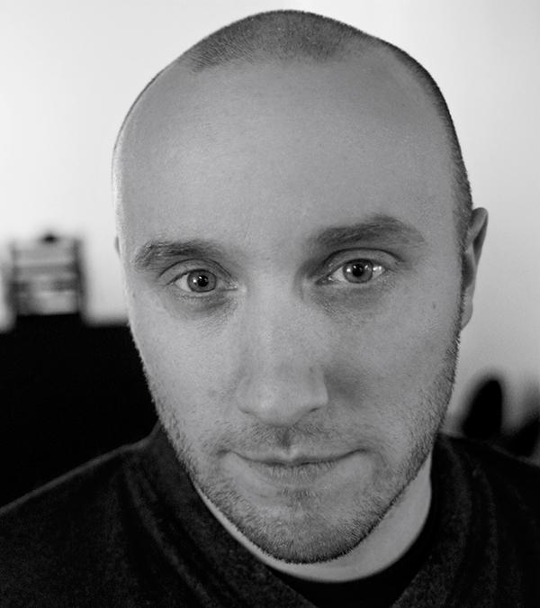 Julio Trépanier, fondateur de l'entreprise VK Création de contenu.