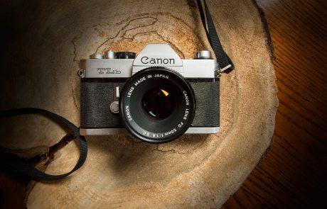 Image appareil photo Canon.